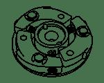 Clutch parts