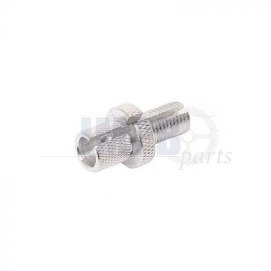 Cable adjusting screw M10 with slot 35MM