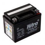 Battery 12 Volt Tomos E-Start Gel battery