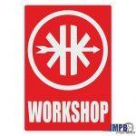 Workshop Sticker Kreidler English