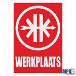 Werkplaats Sticker Kreidler Dutch