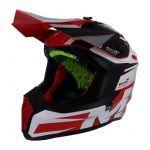Helmet Falcon Weston Cross MT Red