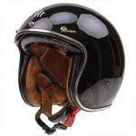 Helmet Jet Le Mans II SV MT Black