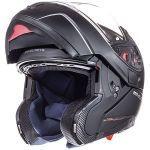 Helmet System MT Atom Matt Black