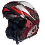 Helmet System MT Atom Transcend SV Red