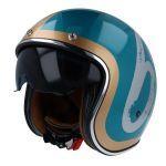 Helmet Jet Le Mans II SV MT Hipster