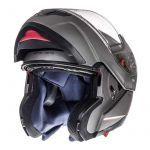 Helmet System MT Atom Matt Grey