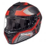 Helmet Integral MT Blade II Blaster Mat Red