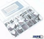Assortiment set Cylindrical pins Din 6325 - 187 Pieces