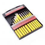 Chisel / Pin punches Set 12-Pieces